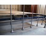 Adjustable Slatted Bed Base 4 Antique Beds