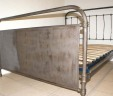 Industrial Style 4 ft 6 Double Bed French RENOVATED – INCLUDES BASE