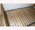 New Slatted Bed Base For Single Beds 100 x 190 cm d