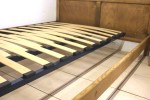 Adjustable Slatted Bed Base – French Antique Wooden Double Beds