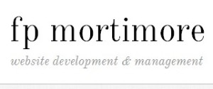 FP Mortimore Website Development & Management