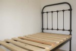 Example of our bespoke pine bed base