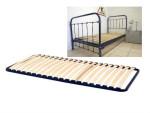 Single Slatted Bed Base 90 x 190 cm