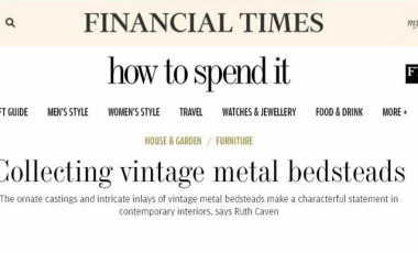 The French Bed Company in the Financial Times