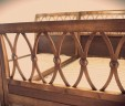 Twin Pair 3ft Single Vintage French Beds INCLUDES BASES