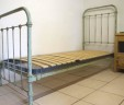 Antique French Bed Small Single 80 cm INCLUDES BASE