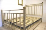French Double Bed Industrial Style