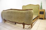 Vintage French Corbeille Bed & Base