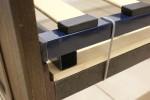 Adjustable Slatted Bed Base Vono Bed Example