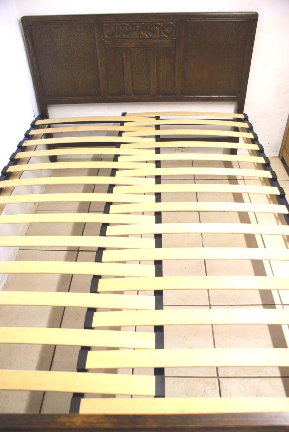 Adjustable Slatted Bed Base Uk