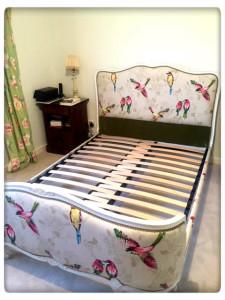 Adjustable Slatted Bed Base