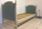 Antique French Louis Style VXI Single Bed