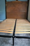 Kit Box Slatted Bed Base With Legs