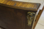 French Empire Double Bed