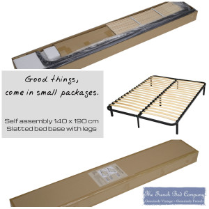 New Product Slatted Bed Base Kit