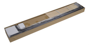 Slatted Bed Base Kit Box Standard Double 140 x 190 cm