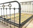 Antique French Bed 4 ft 6 Double INCLUDES BASE Awaiting Restoration