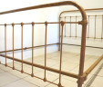Antique French Bed 4 ft 6 Double EXCLUDES BASE