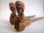 Antique French Shutter Stoppers