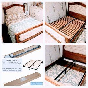 Platform Bed Slatted Bed Base Review