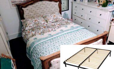 Platform Bed Base / Slatted Bed Frame – Review