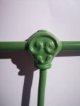 French-Antique-Iron-Bed-Green-RAL-6011
