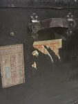 1940s Shipping Trunk White Star Line