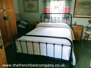 Refurbished 1930s Bed Frame